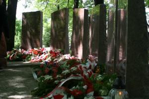 Pomnik na Starym Cmentarzu w Olkuszu