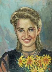 Helena Datoń - portret