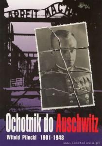 """Książka pt. """"Ochotnik do Auschwitz"""""""