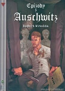 "Komiks pt. ""Raport Witolda"""