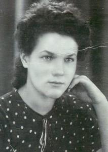 Ewa Cieślik (po mężu Jędrysik)
