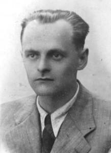 Wiesław Jagodziński, rostrzelany w KL Mauthausen-Gusen 8 lipca 1943 r.