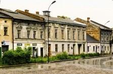 Dawne więzienie NKWD w Dobromilu
