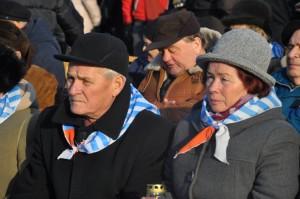 Stefania i Jan Wernikowie 2012 r. Fot. P. Sawicki