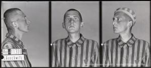 Marek Poklewski-Kozieł, zdjęcie wykonane przez obozowe gestapo