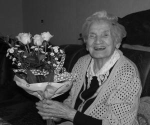 Śp. Marta Burdek (1910-2015)