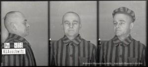Witold Pilecki, zdjęcie wykonane przez obozowe gestapo