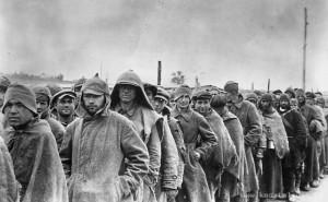 Jeńcy sowieccy w KL Auschwitz