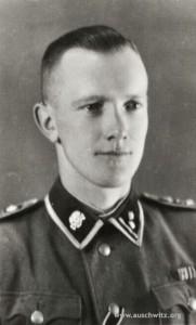 Gerhard Palitsch, najczęściej dokonywał egzekucji pod Ścianą Straceń