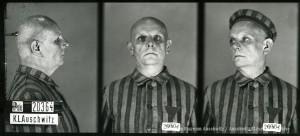 Feliks Ducki (brat Symforian), zdjęcie wykonane przez obozowe gestapo