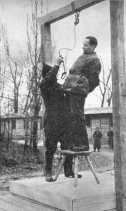 Egzekucja Rudlfa Hoessa