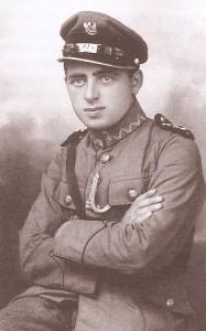 Jan Ruff (1895-1941) - polski Żyd, podoficer Legionów Józefa Piłsudskiego